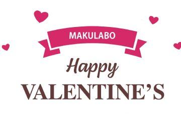 MAKULABO Happy VALENTINE'S